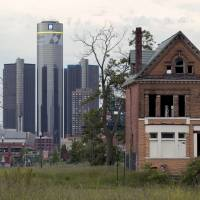 Presidents' grand plans fail in Detroit