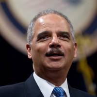 Eric Holder | AFP-JIJI