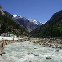 Successfully stopped: India's Loharinag Pala Hydro Power Project on the Bhagirathi River in Uttarakhand state. The controversial project was discontinued in 2010 following a 'fast unto death' by Indian professor G.D. Agarwal to protest the harnessing of the Bhagirathi, which feeds the Ganges River. | ATARAX42
