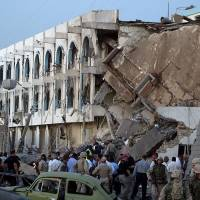 U.N. still feels impact of deadly Iraq blast 10 years on