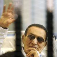 Mubarak could be released; Brotherhood leader arrested