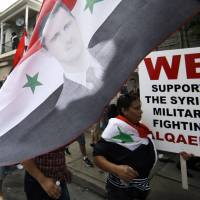 Strong words signal U.S. strike on Syria coming