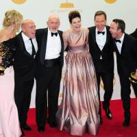 'Breaking Bad,' 'Modern Family' take top Emmys