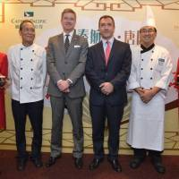 SAS fare sale extended; Cathay in-flight Cantonese specialties; Garuda Mount Fuji raffle