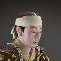 A life sized model of samurai | PEM COLLECTION