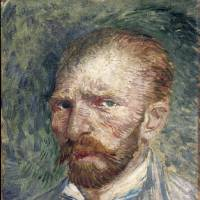 Vincent van Gogh's 'Self-Portrait' (1887) | © COLLECTION KROLLER-MULLER MUSEUM, OTTERLO, THE NETHERLANDS