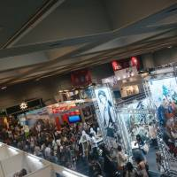 Toon town: Kyoto International Manga Anime Fair is a chance to dive into the world of animation.