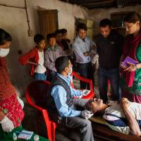 Saving the smiles of Nepal with good dental care