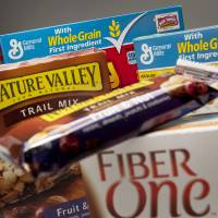 Good health essentials: whole grains and fiber