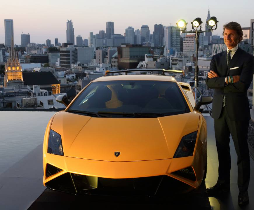 Lamborghini Eyes First Suv Since 90s The Japan Times