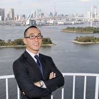 Investment opportunity: Laurence Ho, co-chairman and chief executive officer of Melco Crown Entertainment Ltd., is seen in Tokyo on Saturday. | BLOOMBERG
