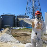 Tepco fixes leaky pipe but finds hot spots, jump in radiation