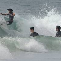 For Iwaki, it's sun, sand, surf . . . and radiation in shadow of Fukushima