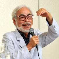 Miyazaki vows he won't be idle in retirement