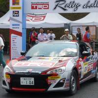 Toyota revs up interest with amateur rally races
