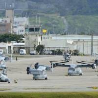 Okinawa Ospreys can be sent to islets claimed by China: U.S. general