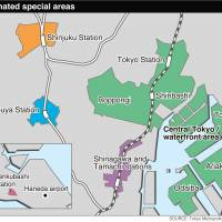 Tokyo hopes to recover its luster with special zones for foreign businesses