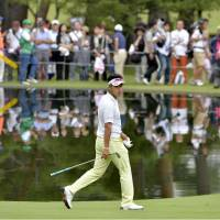Matsuyama cards 5-under 66, leads by four strokes