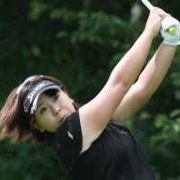 Sakai cards 6-under 66 in Japan LPGA Championship's opening round