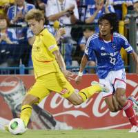 Reysol pulverize Marinos as Nelsinho makes dramatic return