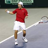 Japan to face Canada in Davis Cup