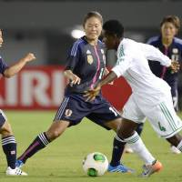 Nadeshiko Japan sweeps past Nigeria in friendly