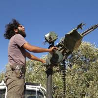 U.S. weapons reaching Syrian rebels