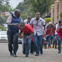 Militants kill 59, take hostages in Kenya mall