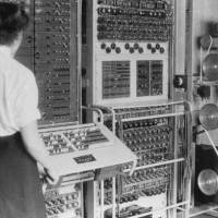 Solving an enigma: A code breaker at Bletchley Park, England, in World War II | CROWN VIA GCHQ