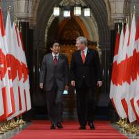 Canada agrees to begin exporting shale gas to Japan