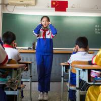 As China targets graft, bribes abound in schools