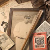 Hot summer: Babe Ruth hit 60 home runs in 1927, a record until 1961. | BLOOMBERG