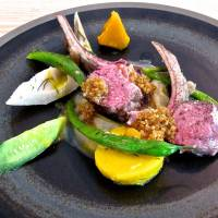 Chef brings kitchen flair from Lyon to Hatsudai