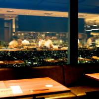 Meals with a view in the Skytree complex