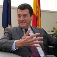 Spanish envoy celebrates 400-year relationship