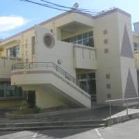 School's in: The AmerAsian School in Okinawa is a school primarily for mixed-race children of junior high school age and younger. It opened in June of 1998. | MICHAEL BRADLEY