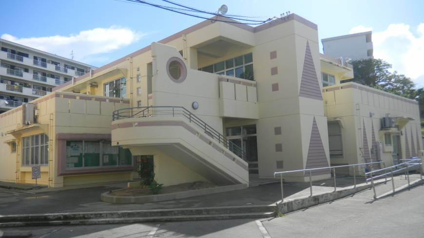 School's in: The AmerAsian School in Okinawa is a school primarily for mixed-race children of junior high school age and younger. It opened in June of 1998.