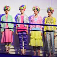 Mercedes-Benz Fashion Week Tokyo: Invisible touch