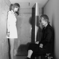 In letters: Yasutaka Nakata (right) and Toshiko Koshijima comprise Capsule, whose new album 'Caps Lock' is a break from the kind of music Nakata has been producing for other big-name acts such as Perfume and Kyary Pamyu Pamyu.