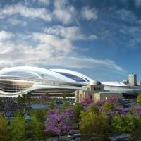 Tokyo's New National Stadium faces opposition