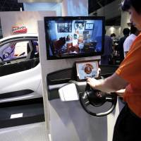 Driving systems in spotlight at high-tech fair