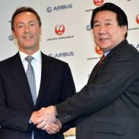 JAL breaks with Boeing, buys Airbus A350s