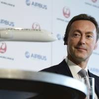 Airbus boss swooped in at right time for JAL