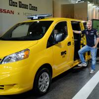 Nissan-only N.Y. taxi fleet plan struck down