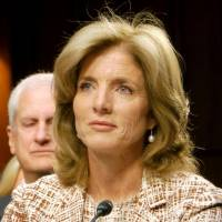 Kennedy confirmed as U.S. envoy