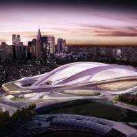 Critics say Olympic stadium is too big