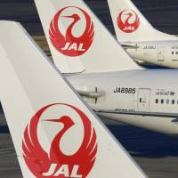 Birds of a feather: Tokyo Electric Power Co. may be able to draw on the history of the 2010 failure of Japan Airlines Co., which was revived by government assistance. | BLOOMBERG