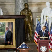 Presidents honor late ambassador