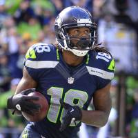 Seahawks lose Rice for season with torn ACL