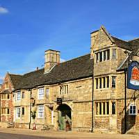 The Bell Inn at Stilton Toby Speight/WIKIMEDIA | COMMONS